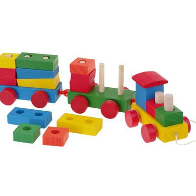 Image for Zabawki drewniane edukacyjne dla dzieci
